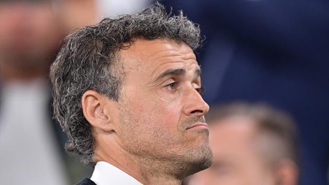 Luis Enrique dopo Juve-Barcellona: