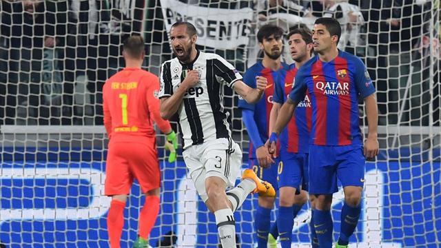 La Juve condamne le Barça à une autre remontada