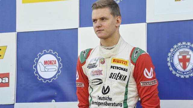 """Nach erstem Rennwochenende: Rookie Schumacher """"insgesamt zufrieden"""""""