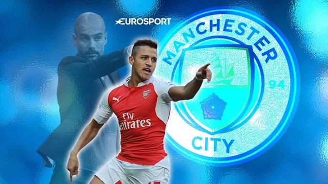 Euro Papers: From Chile - Sanchez chooses shock Man City move