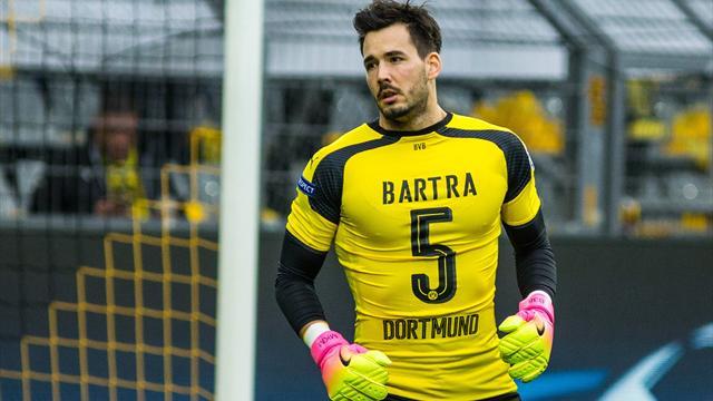 Borussia Dortmund-Monaco nel segno di Bartra: gli omaggi di giocatori e tifosi
