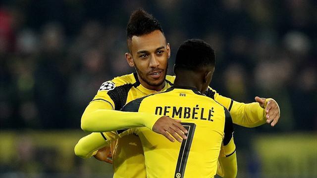 Dortmund joue sa place en C1 sur un match