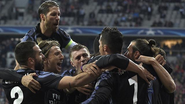 Cristiano Ronaldo et le Real ont frappé fort