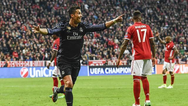 Real Madrid venció 2-1 al Bayern Múnich en Alemania