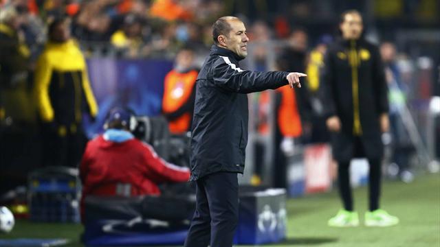 Jardim : »On va utiliser des joueurs de CFA, je n'ai pas d'autres possibilités»
