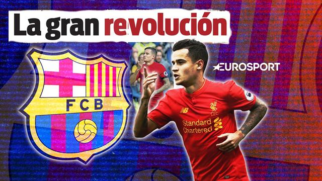 Euro Papers: Barcelona revolution to prise Coutinho away from Liverpool