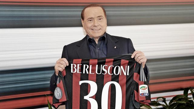 Masse statt Klasse: Berlusconi schimpft über Milan