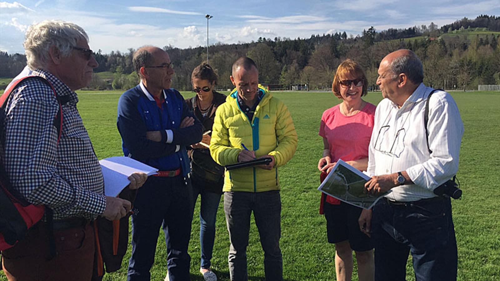 2018 wuc cross country inspection visit in st gallen - University league tables french ...