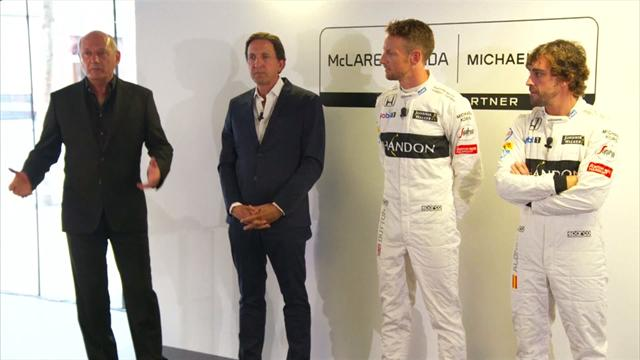 Button set to replace Alonso in Monaco