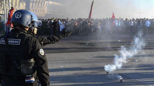 Comment 15000 supporteurs turcs ont acheté des places — OL-Besiktas