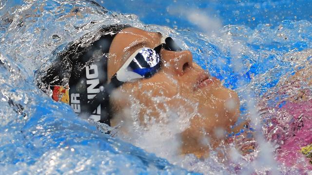 Mensing schwimmt auf Platz vier der Weltrangliste