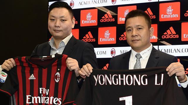 Pour le fair-play financier, ça sent mauvais pour l'AC Milan