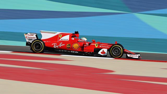 Alonso no mejora, Vettel domina y Mercedes se acerca