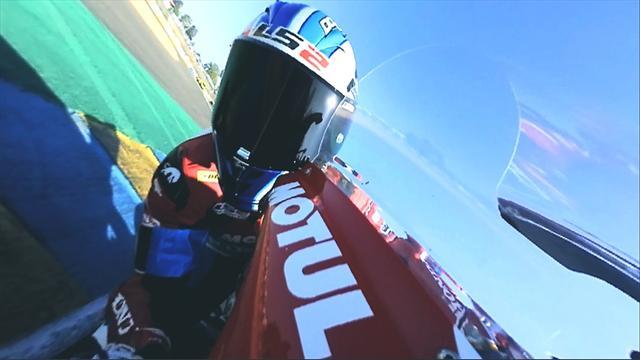 24h du Mans moto : Faites le tour du circuit à 360° dans la peau du pilote