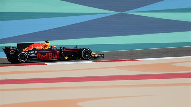 Libres 3 : Verstappen se paie Ferrari et Mercedes lors d'une séance pour du beurre
