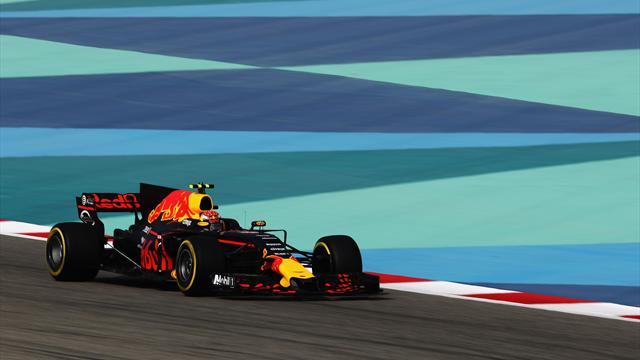 Verstappen sets practice three pace