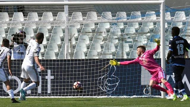 Juventus se luce con liderato y apunta a Barcelona