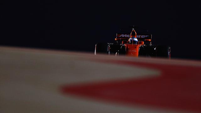 GP de Bahrein: Alonso y Sainz sufren por los problemas mecánicos en la primera pole de Bottas