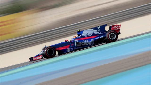 Carlos Sainz y Sergio Pérez, eliminados en la Q1