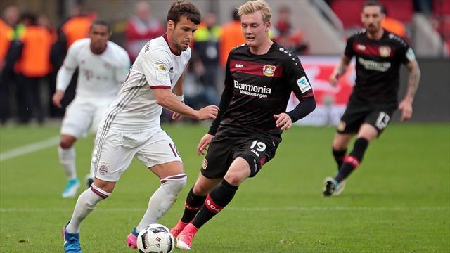Bayern spuntato: 0-0 contro un Leverkusen in 10