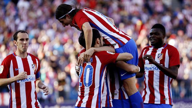 LaLiga, Atlético-Osasuna: Plácida tarde primaveral y ojeriza a los penaltis (3-0)