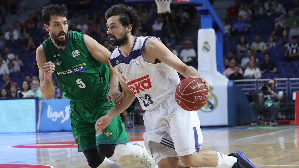El Real Madrid retoma el liderato empatado con Valencia Basket
