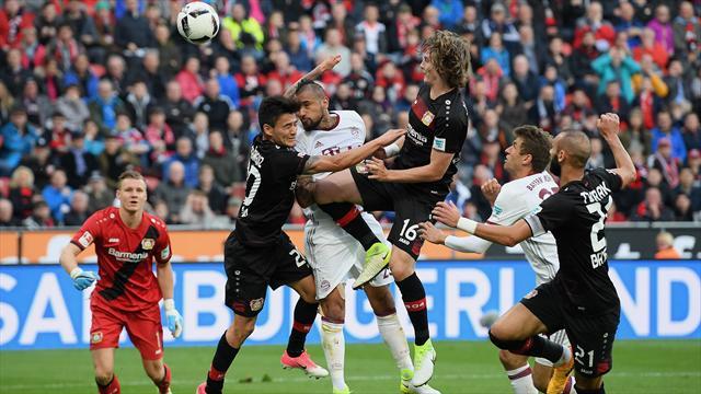 El Bayern pincha jugando media hora con uno más antes de visitar el Bernabéu (0-0)