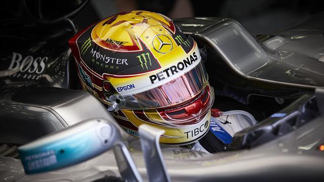 """Hamilton : """"Bottas a juste fait un meilleur boulot que moi"""""""
