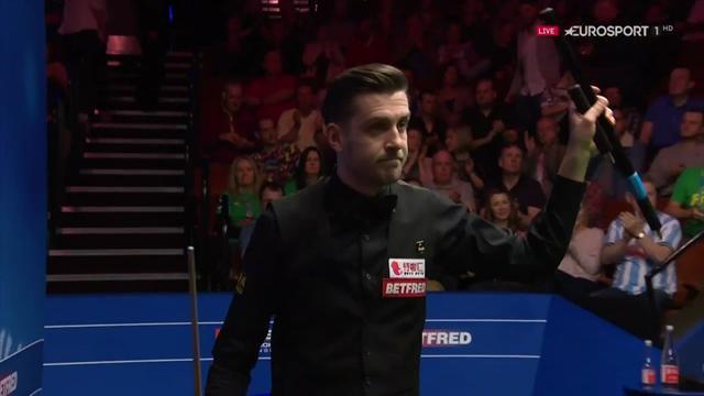 Weltmeister eiskalt: Selby nutzt O'Brien-Fehler zum Matchgewinn
