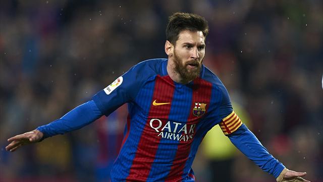 Месси отвергнул предложение «Барселоны» опродлении договора