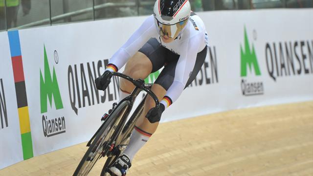 Bahnrad-WM: Vogel zum dritten Mal Keirin-Weltmeisterin