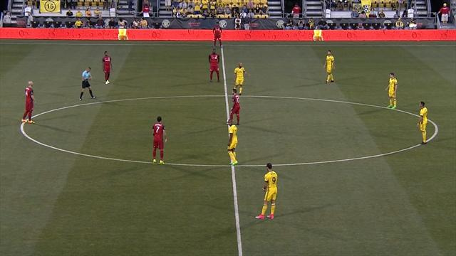 MLS: Columbus Crew - Toronto FC (Özet)