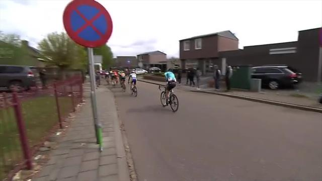 Este es el recorrido de la Amstel Gold Race 2017, este año sin el paso por el Cauberg