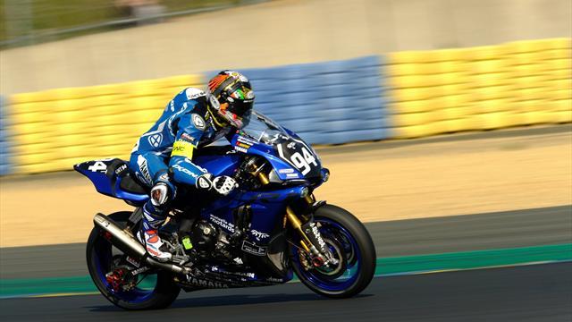 Yamaha siegt bei den 24 Stunden von Le Mans