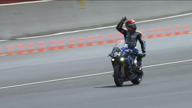 La Yahama vince la 24 Ore di Le Mans: festeggia il nostro Niccolò Canepa!