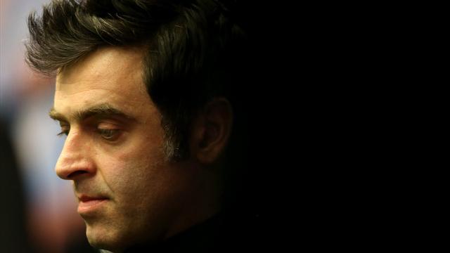 World Championship: O'Sullivan dominates opening session against Murphy