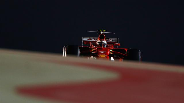 """Räikkönen : """"Le potentiel est là"""""""