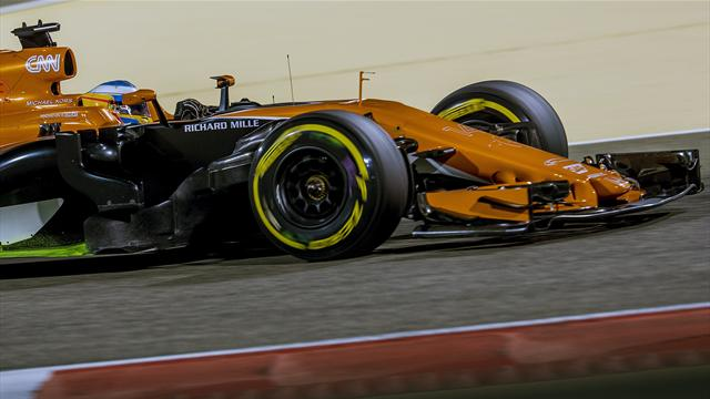 En directo, GP de Bahrein: Alonso estalla tras ser adelantado por partida doble
