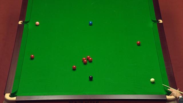 O'Sullivan zaubert mit Split gegen Wilson
