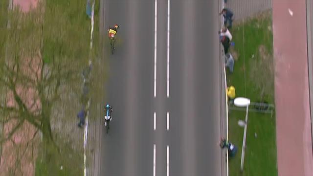 Amstel Gold Race: Philippe Gilbert zirveyi bırakmadı
