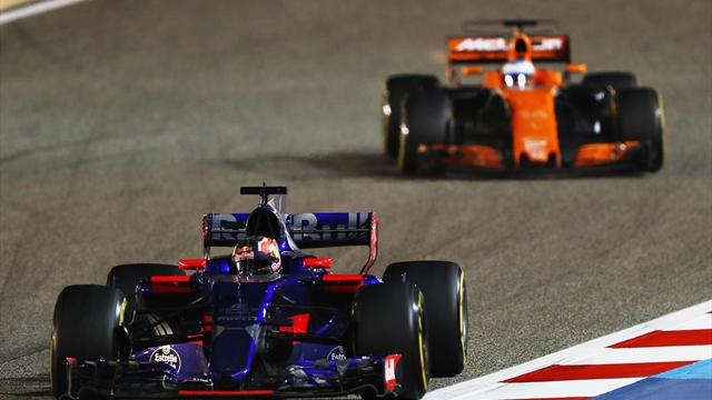 "GP de Bahrein, Alonso estalla: ""Nunca he corrido con tan poca potencia en mi vida"""