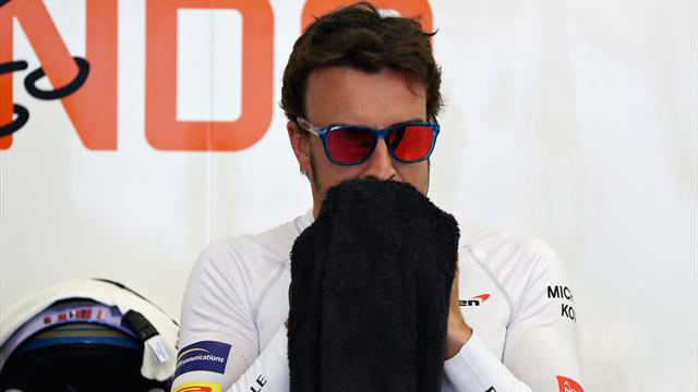 Honda's power deficit 'impressive' - Alonso