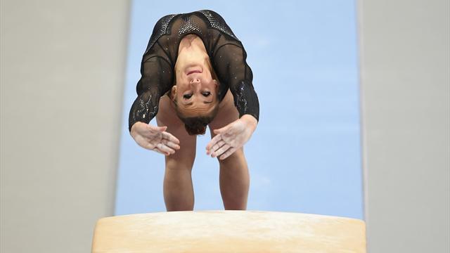 Sofia Busato torna ad allenarsi dopo la rottura del crociato agli Europei