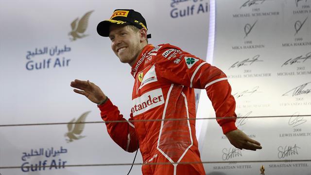 Le pagelle del Gran Premio: Vettel perfetto, Hamilton quasi. Ottimo Massa e Perez