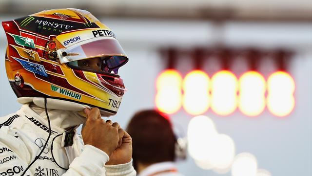 """Fautif dans la pitlane, Hamilton s'excuse : """"Cela nous a sans doute coûté un meilleur résultat"""""""