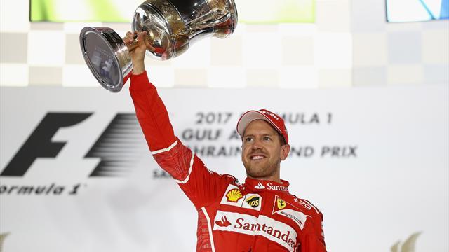 """Vettel : """"C'est vraiment une voiture de rêve !"""""""