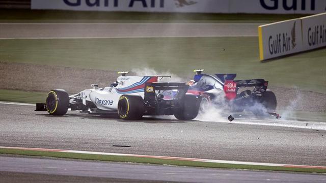 Carlos Sainz, sancionado con la pérdida de 3 puestos en la parrilla de Rusia