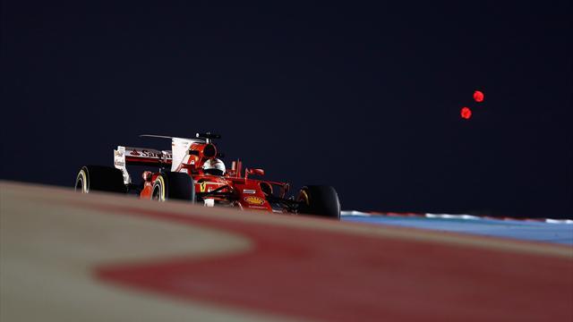 L'undercut de Vettel, la remontée d'Hamilton : le résumé de la course