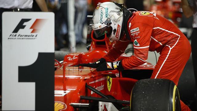 È una Ferrari da gara. E per Vettel c'è aria di rinnovo