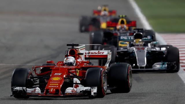 Gp Bahrain, volano le Ferrari nelle seconde libere